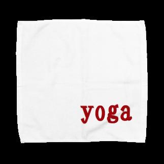 アメリカンベースのヨガ Towel handkerchiefs