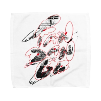 堺FANDANGO応援グッズ Towel handkerchiefs