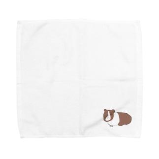 保くん Towel handkerchiefs