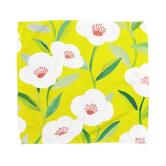 FLOWER Towel handkerchiefs