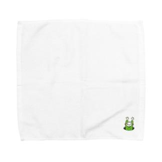 ひょっこりぼうや Towel handkerchiefs