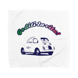 Goditi la vita! Towel handkerchiefs