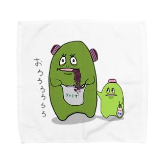 @Azukigero Towel handkerchiefs
