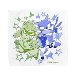 マイティリバティbyJiro Towel handkerchiefs