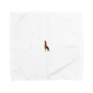 軍鶏 Towel handkerchiefs