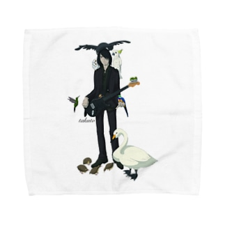 takuto_goods Towel handkerchiefs