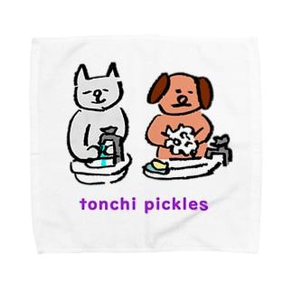 手洗い Towel handkerchiefs