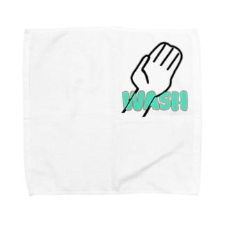 手 Towel handkerchiefs