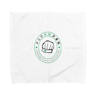 ナニワ予防消毒隊 Towel handkerchiefs