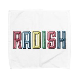 だいこん Towel handkerchiefs