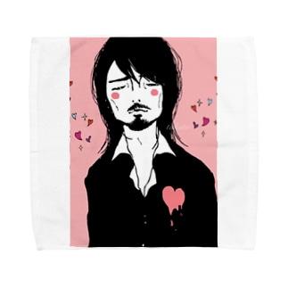 [majocco × takuto] Towel handkerchiefs
