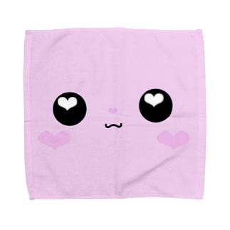 ありいぴょん【ハンカチ】 Towel handkerchiefs