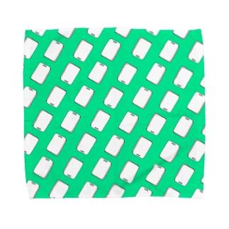 まな板柄 Towel handkerchiefs