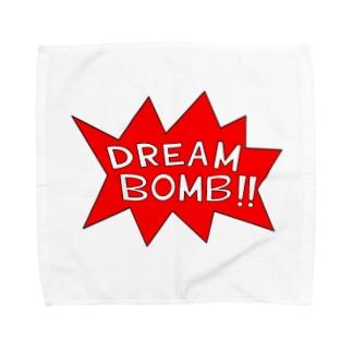 DREAM BOMB!! ユメノバクダン Towel handkerchiefs