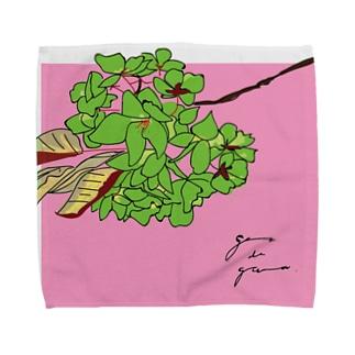 ギョイコウ Towel handkerchiefs
