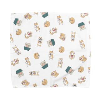 タオルハンカチ Towel handkerchiefs