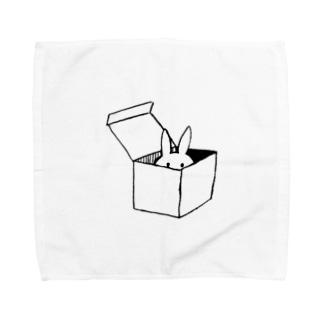 BOX タオルハンカチ