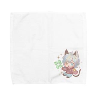 ことことシリーズ Towel handkerchiefs