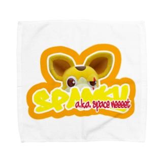 覗き見宇宙海賊 Towel handkerchiefs
