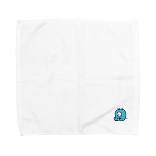 トリートメントおばけ Towel handkerchiefs