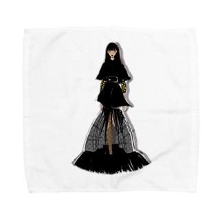 Design  sketch Towel handkerchiefs