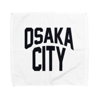 やっぱ好っきゃねん! OSAKA CITY Towel handkerchiefs