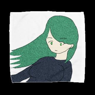 水草のナウ・ガール48 Towel handkerchiefs