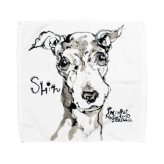 shinちゃん Towel handkerchiefs