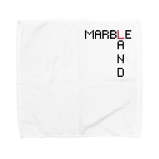 特撮バー まぁぶるらんどのMARBLELAND Towel handkerchiefs