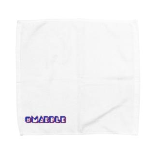 特撮バー まぁぶるらんどの#MARBLE Towel handkerchiefs