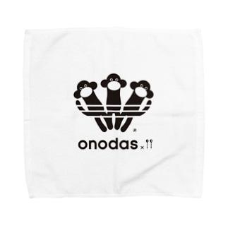 おのくんしょっぷのonodas Towel handkerchiefs