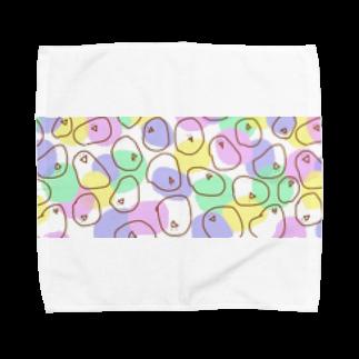 9GA/空牙セロリのぼく、菌類です! Towel handkerchiefs