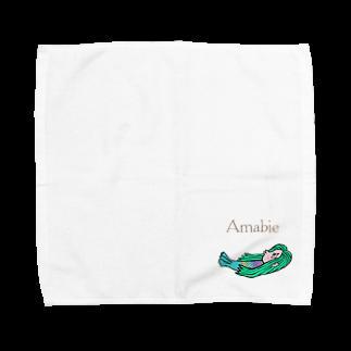 東風孝広のAmabie Towel handkerchiefs