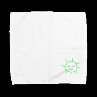 特撮バー まぁぶるらんどのまりも2020 Towel handkerchiefs