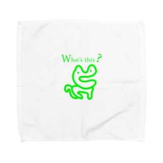 Resv Creative Worksのdare dare dare Towel handkerchiefs