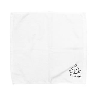 ソプラくん Towel handkerchiefs