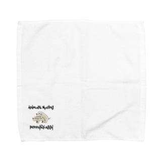 Dogs  Mating(犬の交尾) Towel handkerchiefs