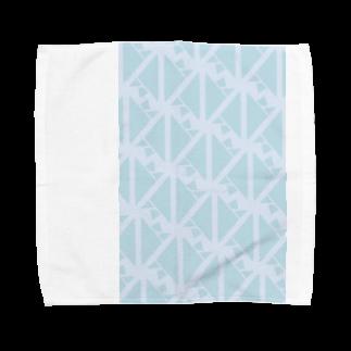 気ままに創作 よろず堂のサーヴィエ行進曲 清流 Towel handkerchiefs
