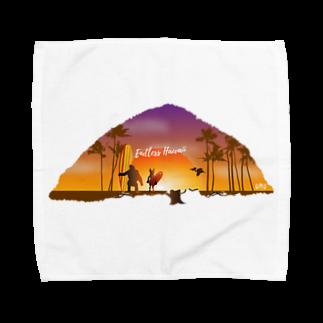 Hilo Diego Design ShopのEndless Hawaii Towel handkerchiefs