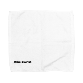 Animals MatingのAnimals Mating(犬の交尾) Towel handkerchiefs