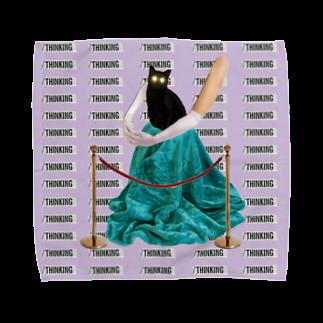 Hararingoの05.thinking Towel handkerchiefs