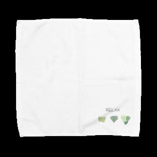 KIPU TUKERUのRelax Towel handkerchiefs
