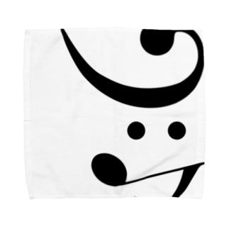 yohkDog【大】 Towel handkerchiefs