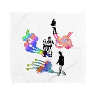 TOKYO TOKYO Towel handkerchiefs