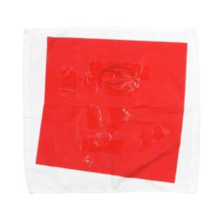 折り紙など(3歳) Towel handkerchiefs