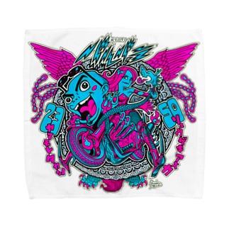 京都バルバラ×漫画家「瀬口忍先生」コラボグッズ Towel handkerchiefs