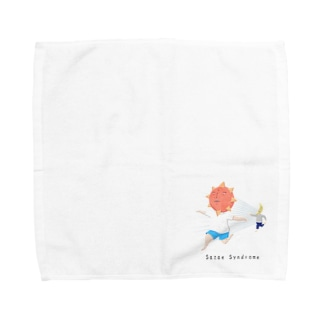サザエ・シンドローム Towel handkerchiefs