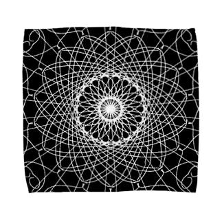 幾何学模様 series Towel handkerchiefs