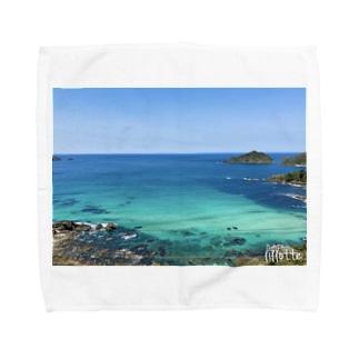 ウーミー Towel handkerchiefs