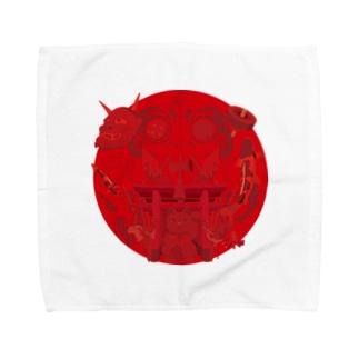 JPN Towel handkerchiefs